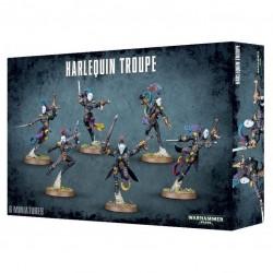 Harlequin Troupe - 40k
