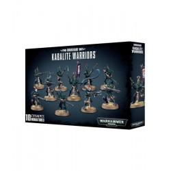 Drukhari Kabalite Warriors...