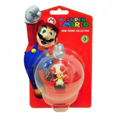 Super Mario mini figure Toad