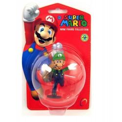 Super Mario mini figure Luigi