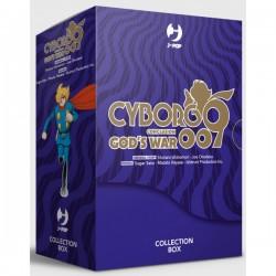 Cyboorg 009 GOD'S WAR BOX