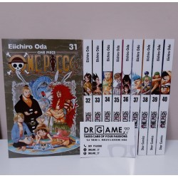One Piece New Edition  31-40