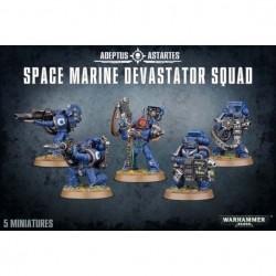 Space Marines Devastator...