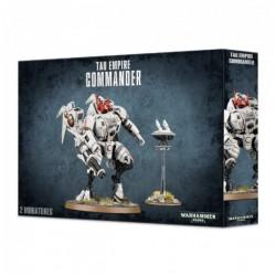 T'au Empire Commander - 40K