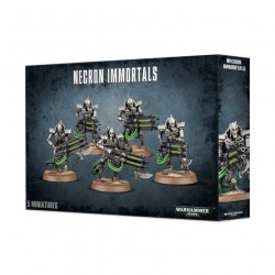 Necron Immortals - 40K