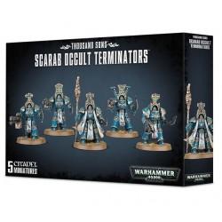Scarab Occult Terminators -...