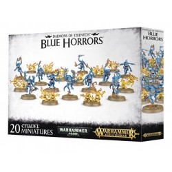 Age of Sigmar - Blue Horrors