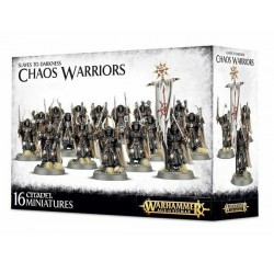Age of Sigmar - Chaos Warriors