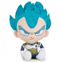 Peluche Vegeta capelli blu...