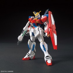 HGBF GUNDAM STAR BURNING 1/144