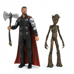 Marvel Select - THOR E...