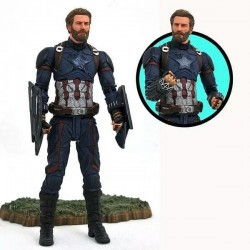 Marvel Select - CAPITAIN...