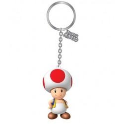 Nintendo - Portachiavi Toad 3D
