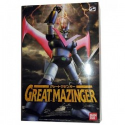 Grande Mazinga - Model Kit...