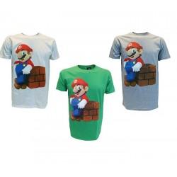 T-shirt Super Mario Block