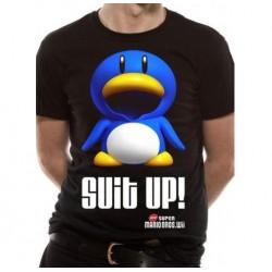 T-shirt Super Mario SUIT UP