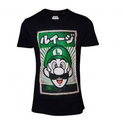 T-shirt Super Mario - Luigi...