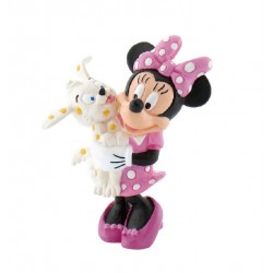 Disney - Minnie con cane