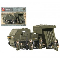 Sluban Army - Guard Bazooka