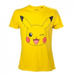 T-shirt Pokemon Pikachu
