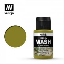 Vallejo Model Wash Dark Green