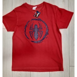 T-shirt Spiderman logo