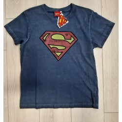 T-shirt logo Superman vintage