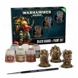 Death Guard Paint Set - 40K