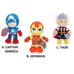 Peluche Marvel Avengers 30 cm