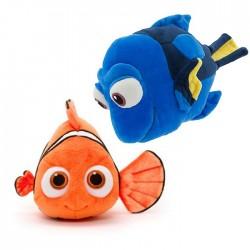 Peluche Nemo e Dory